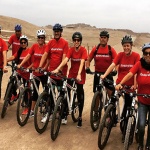 Embajador de los Estados Unidos recorrerá Tarapoto en bicicleta