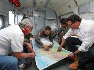Fuerzas Armadas apoyarán en la protección del bosque de Alto Mayo