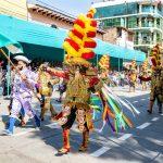 Huánuco celebró 479° aniversario con gran desfile folclórico