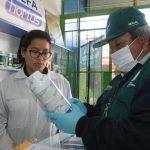 Junín: Inspeccionan establecimientos comerciales de plaguicidas
