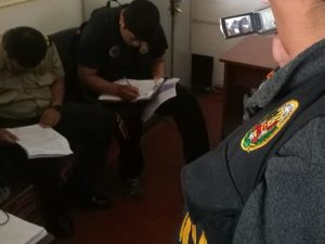 Madre de Dios: Solicitan prisión preventiva para policía por solicitar dinero