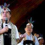 Ministra Fabiola Muñoz resaltó rol de indígenas en el desarrollo amazónico