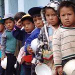 Población mundial afectada por la malnutrición