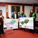 Presentan tres estudios temáticos finales del proceso de ZEE de Quispicanchi