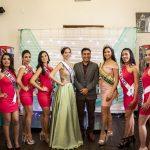 Presentaron a candidatas a Miss Huánuco 2018
