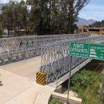 Avanza implementación de puentes en Huánuco