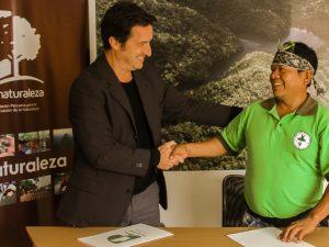 Reserva Comunal Machiguenga con nuevo aliado para su conservación