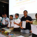 San Martín: Articulan alianzas con cooperativas y organizaciones cacaoteras