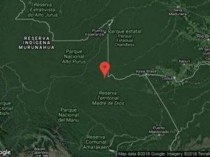 Ucayali soportó sismo de 7 grados