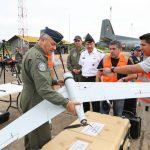 Veinte mil imágenes de áreas naturales registrará la fuerza aérea en Madre de Dios