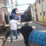 Vilcas Huamán: Defensa Civil hará entregada de frazadas