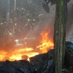 Vraem: Destruyen tres pozas de elaboración de PBC