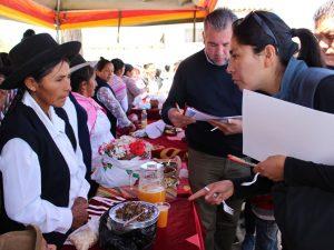 """Ayacucho: Realizan concurso gastronómico """"Juntos contra la anemia"""""""