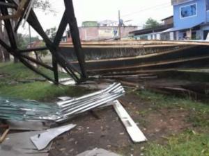 Coordinan entrega de ayuda para afectados por vientos fuertes en Junín