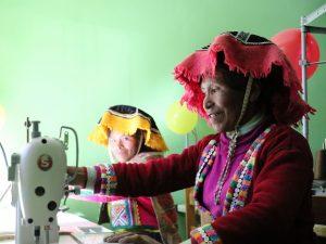 Cusco: Aumenta movimiento comercial de artesanos de Cusipata