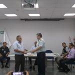 Devida recibe reconocimiento de la delegación del Centro de Altos Estudios Nacionales