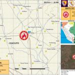 Extinguen incendios forestales en Puno y Ayacucho