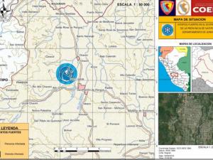 Junín: Darán ayuda humanitaria a afectados por vientos fuertes en Satipo