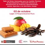 Promueven mejoramiento del sector agroindustrial de Piura