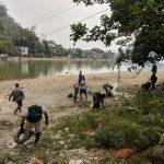 Huánuco: Segunda jornada de limpieza en quebradas y riberas del río Huallaga