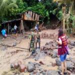 Ayacucho: Entregan ayuda a damnificados por inundación