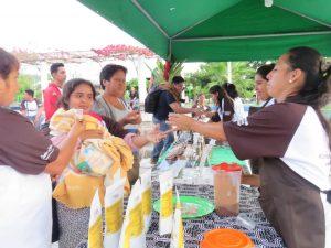 Cacaoteros celebran el Día del Cacao y Chocolate en Nuevo Progreso