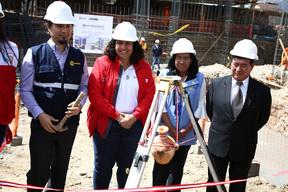 Centro de Pronóstico Hidrometeorológico e Innovación del Senamhi para Junín