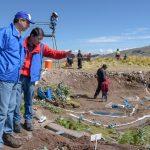 Chuschi: Dan inicio a proyecto para garantizar abastecimiento de agua potable