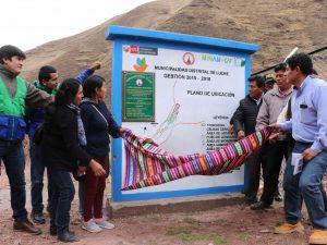 Cusco: Mejorarán manejo de residuos sólidos del distrito de Lucre