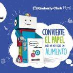 Divulgan programa que convierte el papel reciclado en alimento para niños