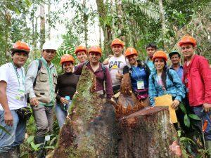 Facilitan capacitación en supervisión de recursos forestales y fauna silvestre