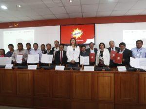 Comunidades altoandinas de Arequipa se adaptan al cambio climático