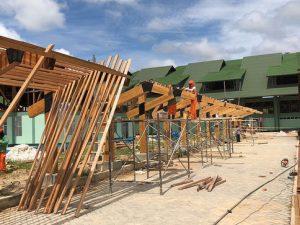 Inspeccionan ampliación de Escuela Técnica PNP en Iquitos