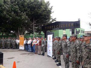 Lambayeque: 170 brigadistas se sumarán al equipo de primera respuesta ante incendios forestales