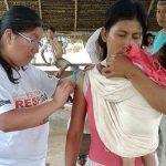Loreto: Brigadas de salud combatirán el dengue, zika y malaria