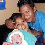 Loreto: Nace bebé número 16 del Programa Nacional PAIS
