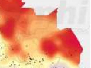 Madre de Dios: Dos distritos soportaron las temperaturas más altas