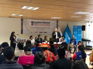 Promueven formación de estudiantes en Educación Intercultural Bilingüe