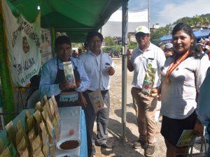 Vraem: Realizan Feria Regional Agropecuaria en Ayna San Francisco