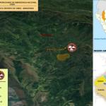 Amazonas: Familias afectadas por huaico recibirán ayuda