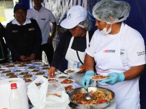 "Ayacucho: Realizan la ""Gran Nutriferia Jesús Nazareno"""