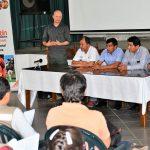 BID verifica avance del proyecto PTRT3 en San Martín