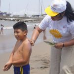 Riesgo de cáncer de piel en los peruanos por niveles de radiación ultravioleta