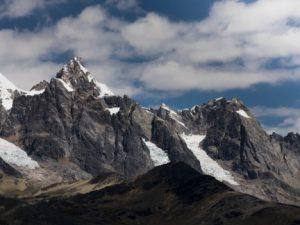 Cusco busca proteguer glaciares de Ausangate