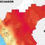 Distrito sanmartinense alcanzó la temperatura más alta