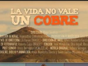Documental sobre contaminación en Espinar será proyectado en Centro Cultural de la PUCP