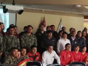 Fortalecen contingente de primera respuesta ante incendios forestales en Cajamarca