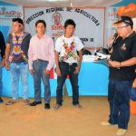 Entregan títulos de propiedad a dos Comunidades Nativas en San Martín
