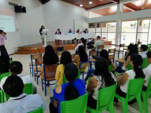 Iquitos: Ministerio de Justicia promueve voto informado ante referéndum