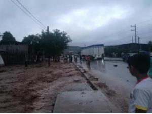 Llevan ayuda a damnificados en la región San Martín